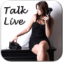 Talk Live Button